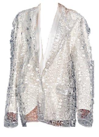 Balmain Blazer Dress