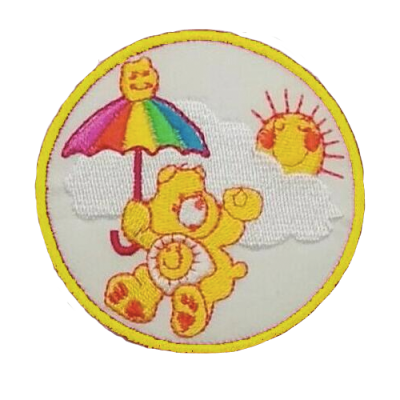 funshine bear patch