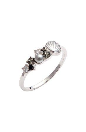 Olivia Burton Shell Bubble Ring | Nordstrom