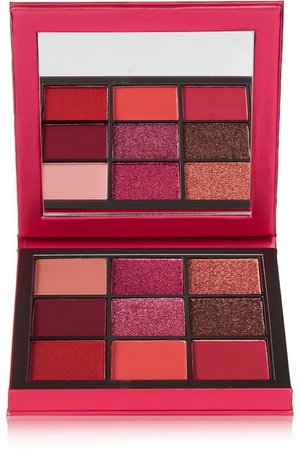 Huda Beauty   Obsessions Eyeshadow Palette – Ruby – Lidschattenpalette   NET-A-PORTER.COM