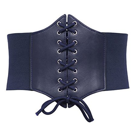50-s-corset-accessories-womens-casual-belts-for-dress-l-navy-blue-499__51McnyImmiL.jpg (500×500)