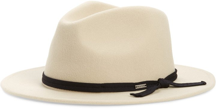 Messer Casual Felted Wool Fedora