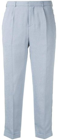 Loveless cropped trousers