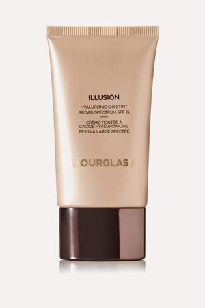 Illusion Hyaluronic Skin Tint Spf15 - Nude, 30ml