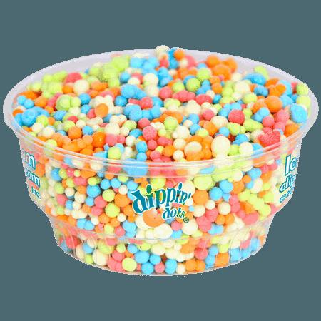 Rainbow Ice | Dippin' Dots