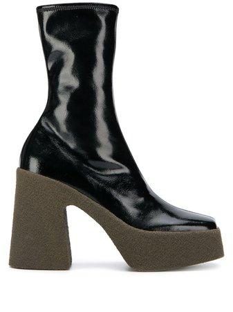 Stella McCartney Platform Ankle Boots | Farfetch.com