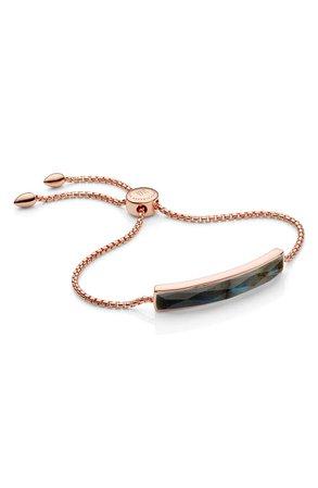 Rose Gold Baja Facet Bracelet | Nordstrom