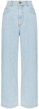 Marfa wide-leg jeans