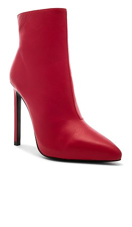 Tony Bianco Freddie Bootie in Red Denver | REVOLVE
