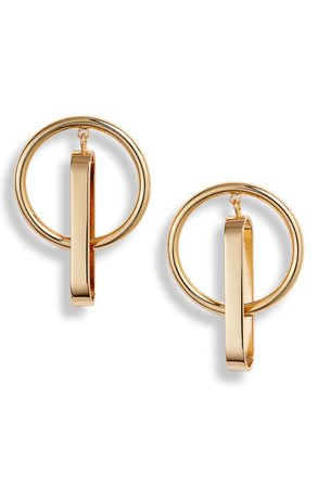 Jenny Bird Harley Hoop Earrings | Nordstrom