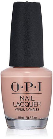 OPI Nail Lacquer Grease Collection, Peach