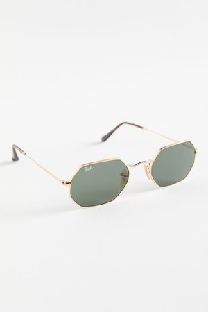 Ray-Ban Octagonal Classic Sunglasses | Urban Outfitters