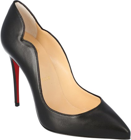 Hot Chick 100 Leather Pump