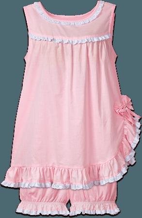 Pink Lolita Pajama 1