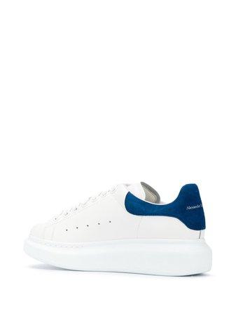Alexander McQueen Oversized low-top Sneakers - Farfetch