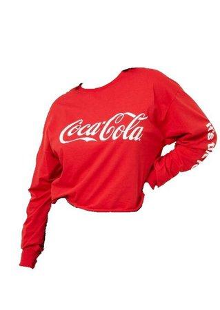 coco cola shirt