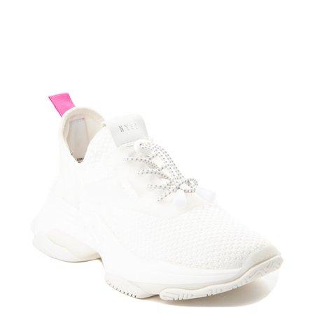 Womens Steve Madden Myles Athletic Shoe - White   Journeys