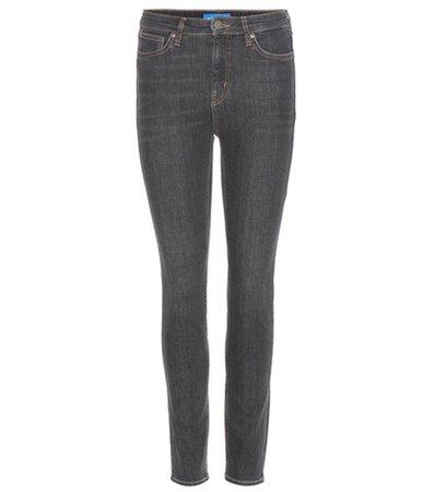 Bridge skinny jeans