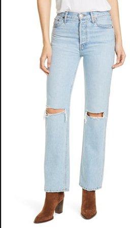 Originals High Waist Loose Jeans