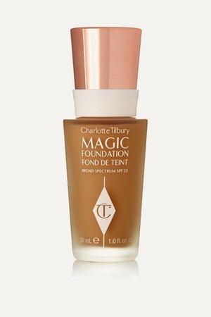 Magic Foundation Flawless Long-lasting Coverage Spf15 - Shade 9, 30ml