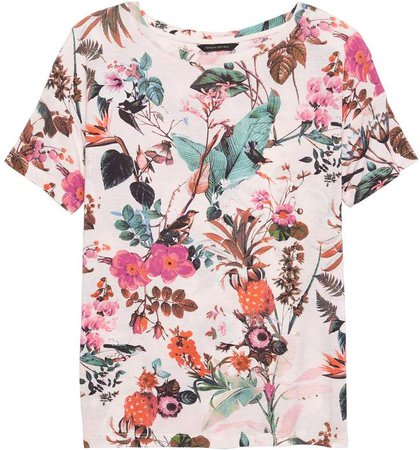 Soft Stretch Relaxed T-Shirt