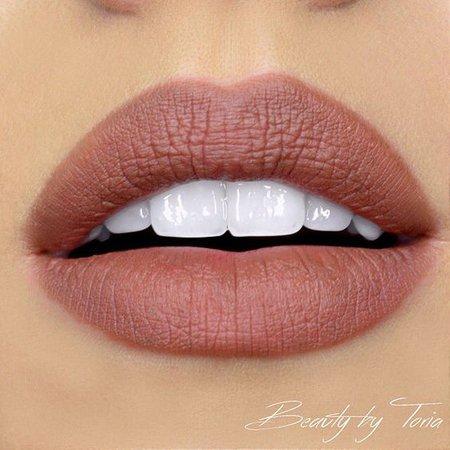 PINTEREST - nude lip