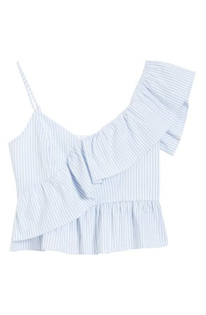 English Factory Ruffle Babydoll Camisole | Nordstrom