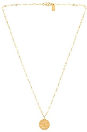 Electric Picks Jewelry Duke Coin Necklace