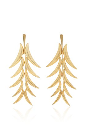 Lisa Eisner Sun Ray Earrings