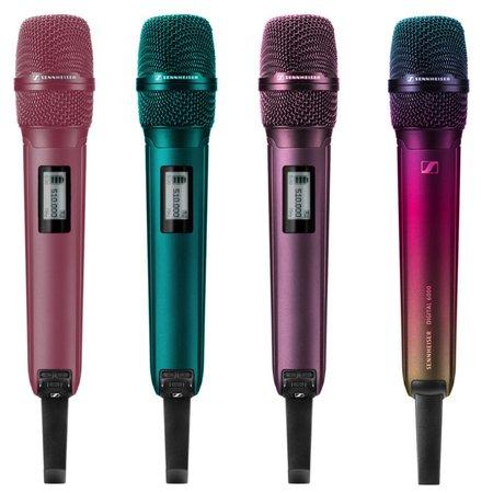 Angelic Microphones