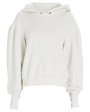 A.L.C. Raisa Hooded Sweatshirt | INTERMIX®