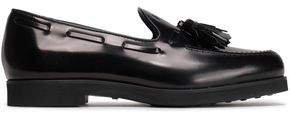 Tasseled Leather Loafers