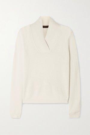 NILI LOTAN, Beacon cashmere sweater