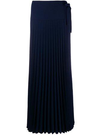 Chloé Pleated Maxi Skirt - Farfetch