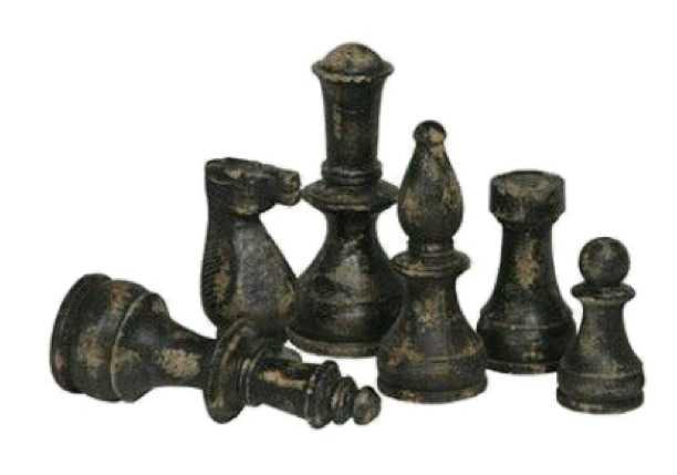 Chess Pieces - @polyvore3.0 PNG Collection