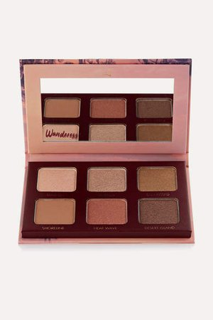 Wander Beauty - Wanderess Off Duty Eyeshadow Palette - Warm