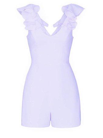 Lilac Romper