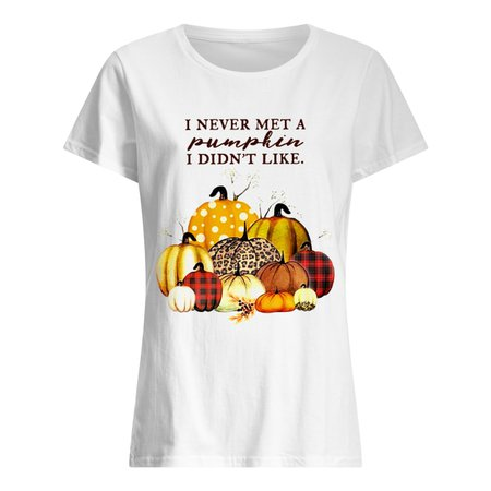 Google Image Result for https://stylet-shirts.com/wp-content/uploads/2019/09/I-never-met-a-Pumpkin-I-didn%E2%80%99t-like-Classic-Womens-T-shirt.png