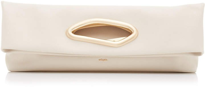 Cult Gaia Reza Leather Clutch