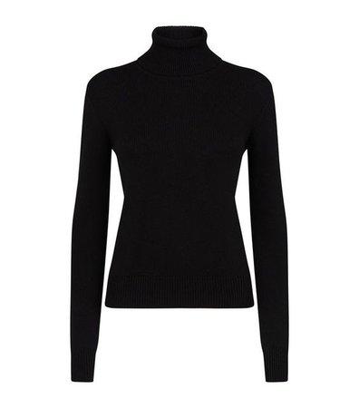 Saint Laurent Cashmere Rollneck Sweater