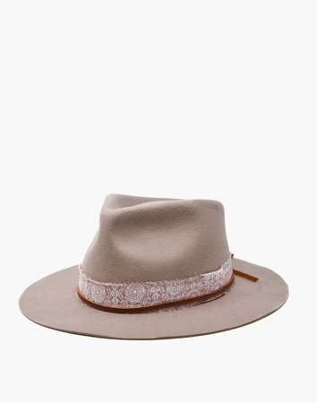WYETH Tyler Fedora Hat