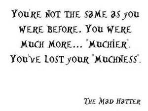 10 Mad Hatter Quotes