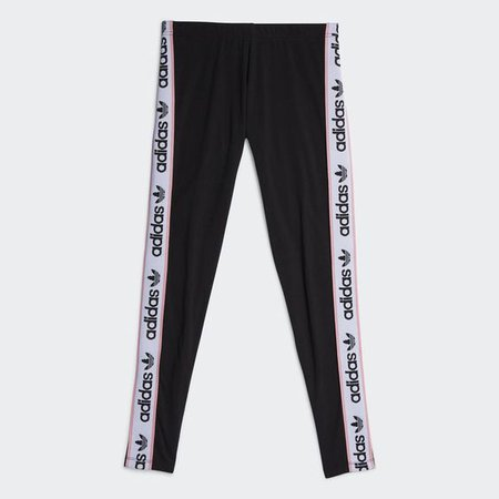 Adidas Women Originals High Waist Tights