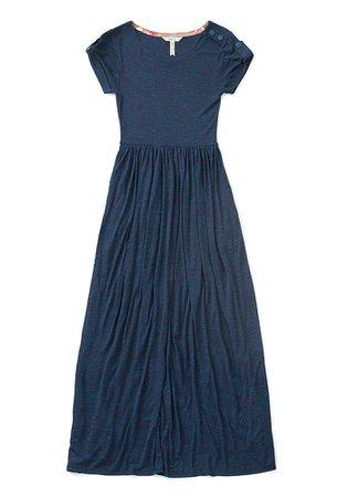 Deep Water Maxi Dress - Matilda Jane Clothing