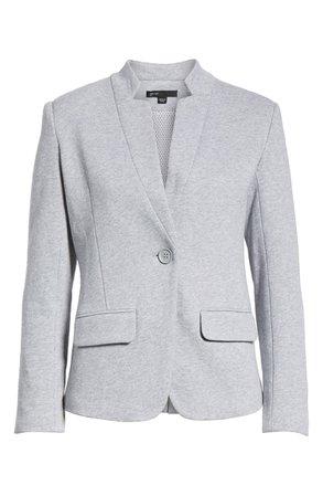 Gibson Notch Collar Cotton Blend Blazer | Nordstrom