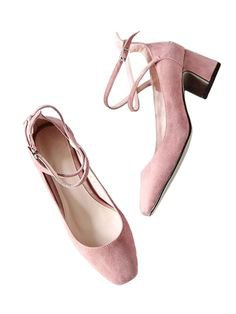 'Alana' blush pumps