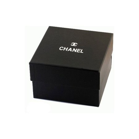 black gift boxes polyvore - Google Search