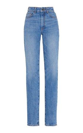Mid-Rise Skinny Jeans By Brandon Maxwell | Moda Operandi