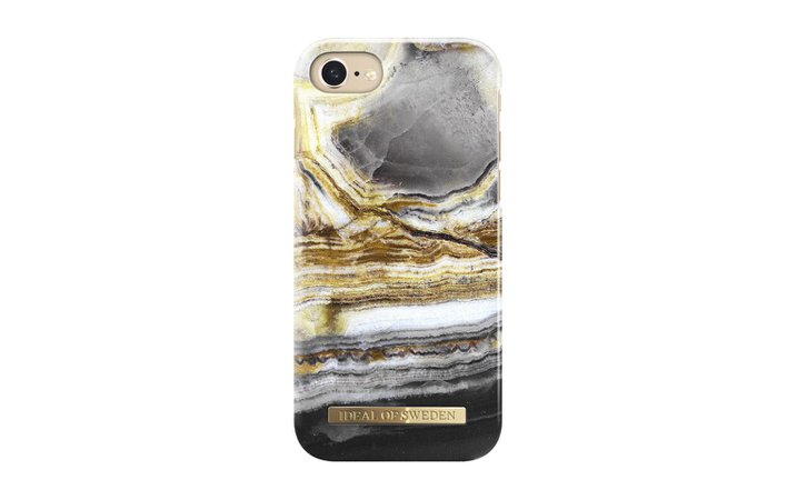 Skal iPhone 8 Outer Space Agate - iDeal Of Sweden