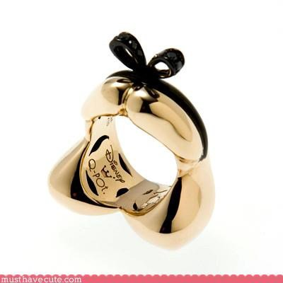 Alice in Wonderland Ring - Must Have Cool - Cool Collectible Geeky Products